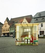 Marktplatz - Luckau