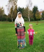 Linda, Amina - Waldrehna