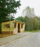 Bushaltestelle - Pilzheide