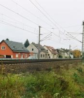 Bahndamm - Walddrehna