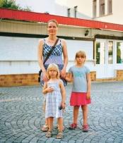 Andrea, Mara, Saskia - Illmenau