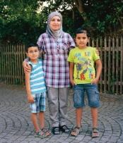 Hussein, Zeena, Hayder - Illmenau