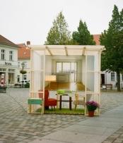 Schulplatz - Neuruppin
