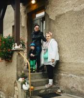 Anke, Jan-Ole, Sarah - Rheinsberg