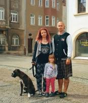 Cindy, Mila, Markus - Neustadt an der Orla