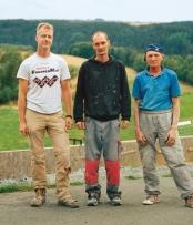 Frank, David, Mikail - Venzka