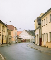 Straßenzug - Friesack